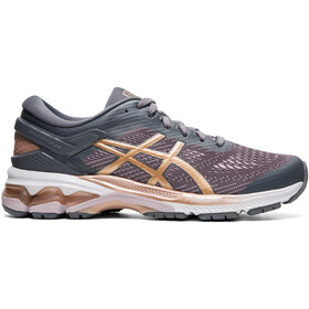 asics Gel-Kayano 26 Schuhe Damen metropolis/rose gold